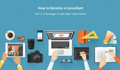 How to Get High-Ticket Clients for Your Marketing Agency