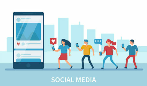 How to Increase Website Traffic through Social Media