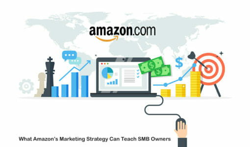 What Amazon's Marketing Strategy Can Teach SMB Owners