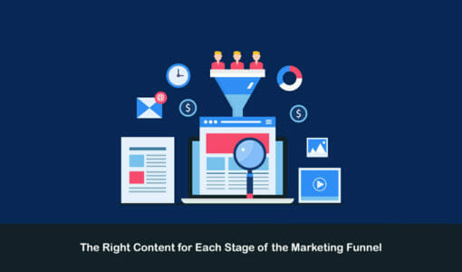 What's the Right Content for Each Stage of the Marketing Funnel?