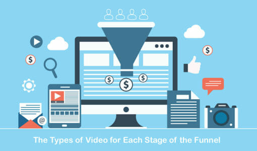 The Types of Videos to Use at Each Stage of the Marketing Funnel