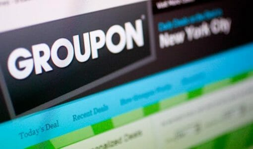 Is the Groupon Business Model Failing?