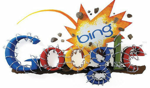 Can Bing's Tiger Make it Competitive with Google?