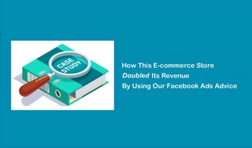 How This Ecommerce Store Doubled Its Revenue Using Our Facebook Ads Advice