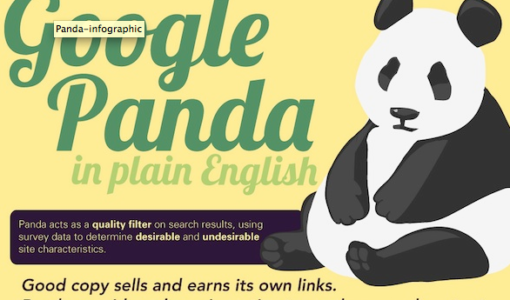 Google Panda in Plain English (Infographic)