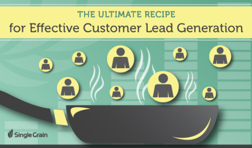 The Ultimate Recipe for Effective Customer Lead Generation